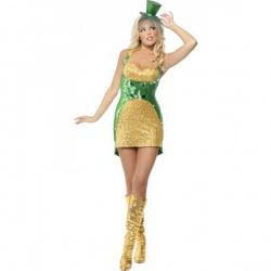 kostým irské víly