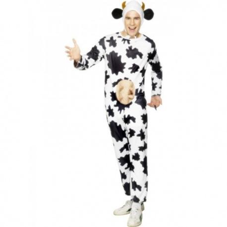 Kostým krávy stračeny