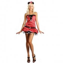 Kostým myšky Minnie