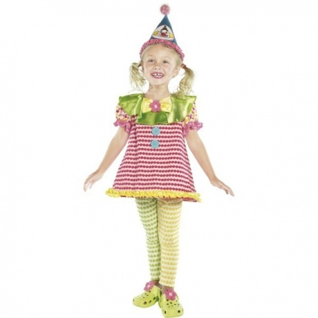 Kostým malého klauna