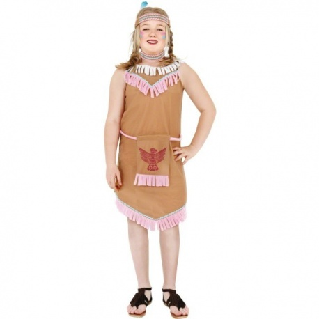 Malá indiánka