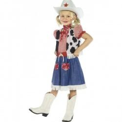 Malá cowgirl