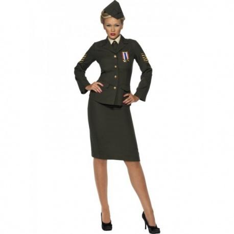 Kostým armádní důstojnice