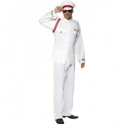 Kostým námořního kapitána