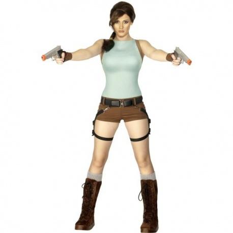 Kostým Lary Croft