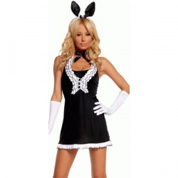 Sexy kostým pro zajíčka