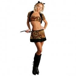 Sexy kostým pro tygříka