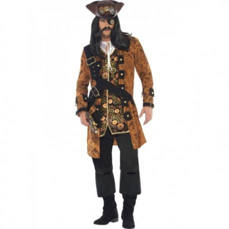Kostým steam punk piráta