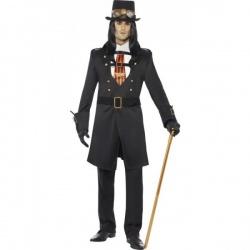 Kostým viktoriánského steam punk upíra