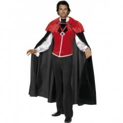 Kostým upířího lorda