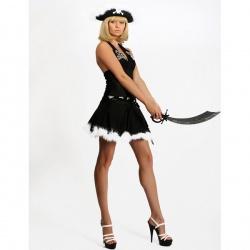 Pirátský sexy kostým