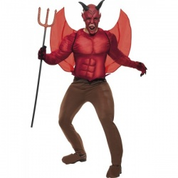 Kostým satana