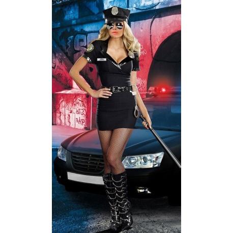 Sexy kostýmek policistky