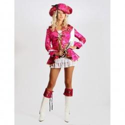 Kostým pirátky z Karibiku