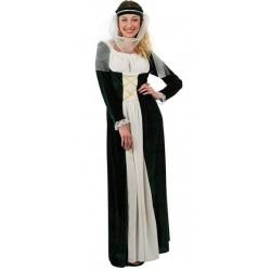 Kostým pro hradní paní