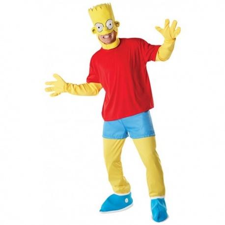 Kostým Bart Simpson