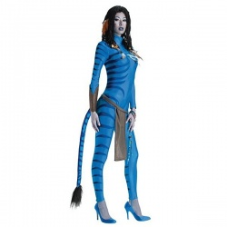 Kostým Avatar Neyitiri