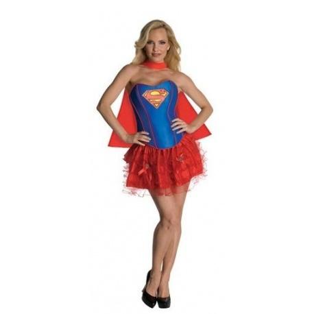 Komiksový kostým supermanky