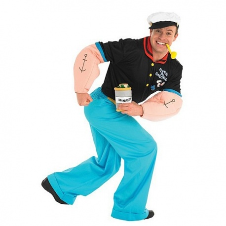 Kostým Pepka námořníka