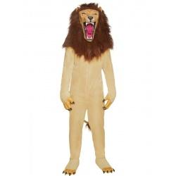 Kostým lva maskot