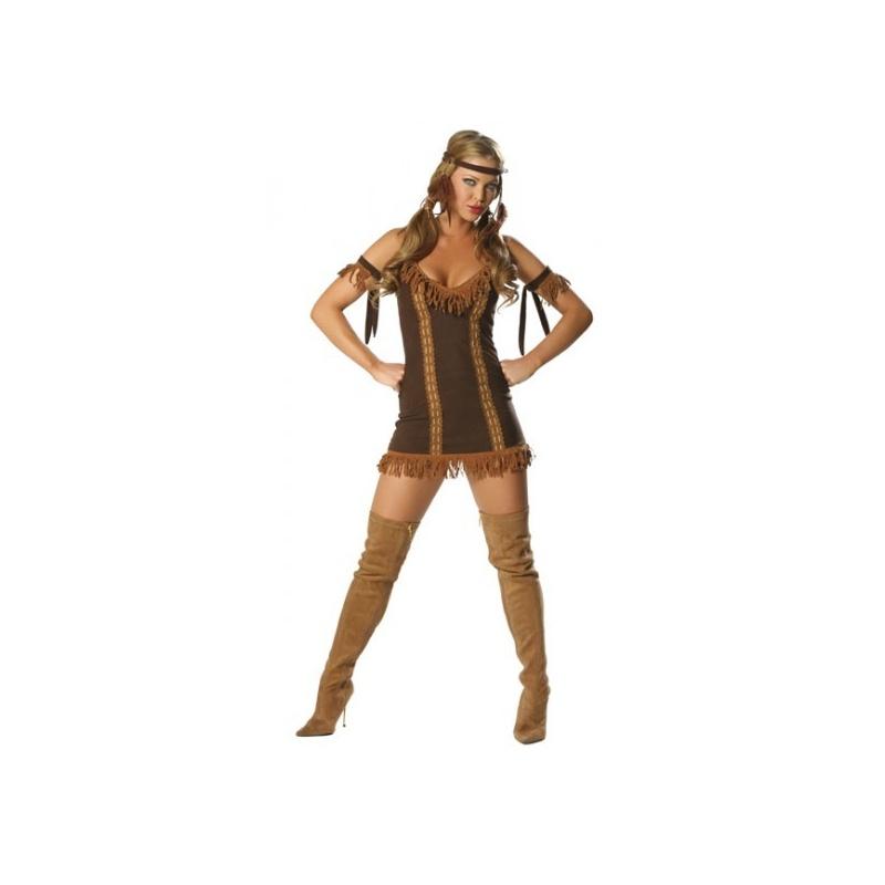 ... Půjčovny kostýmů Praha. Indiánský kostým pro dospělé Zobrazit větší.  Indiánský kostým pro dospělé d892a4d80a