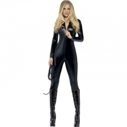 Kostým Kill Bill - černý