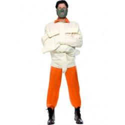 Kostým Vězeň - kazajka