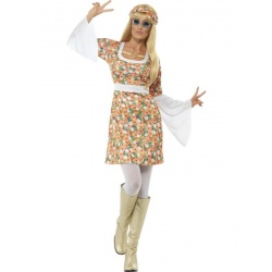 Kostým hippie - dívka míru