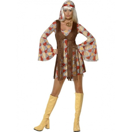 Kostým - Hippiesačka