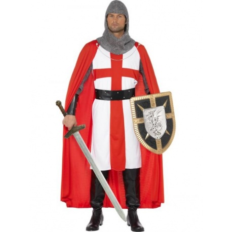 how to make a childs knight costume