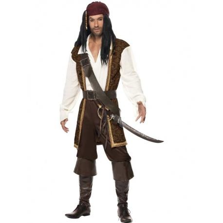 Kostým Kapitán lodi