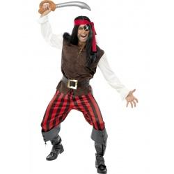 Kostým pirátský první důstojník