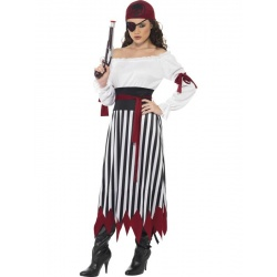 Kostým Pirátka k zapůjčení