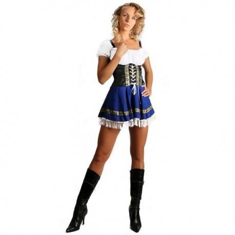 Sexy kostým Bavorské servírky