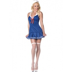 Sexy kostým námořnice