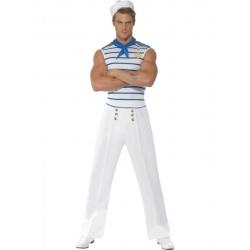 Kostým sexy námořník