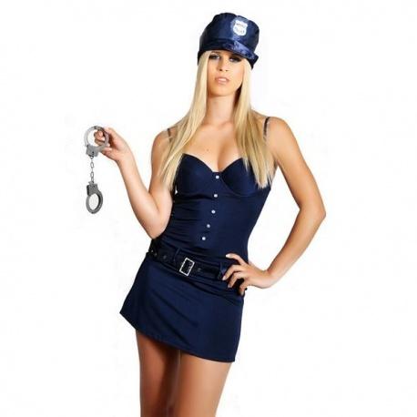 Kostým policistky