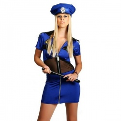 Kostým pro policistku