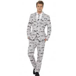 Kostým pana kníráka - oblek