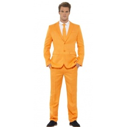 Kostým pana Orange - oblek