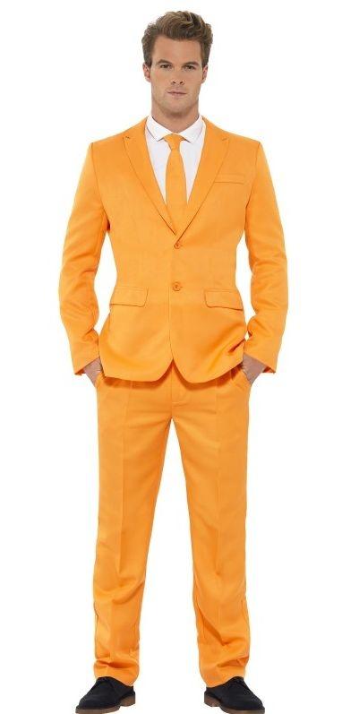 25d9d4d6d4 Kostým pana Orange - oblek - oblek - půjčovna kostýmů Praha