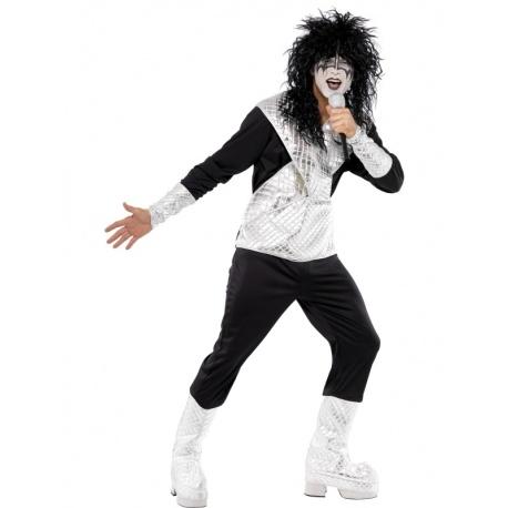 Kostým Rocker 80. léta