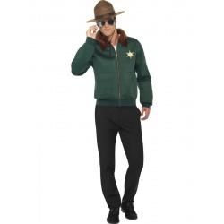 Kostým bunda šerif z Arizony
