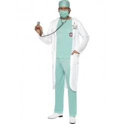 Kostým pro doktora Deluxe