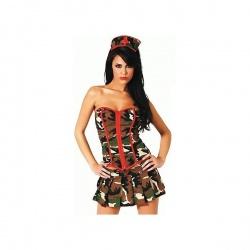 Sexy army sestra