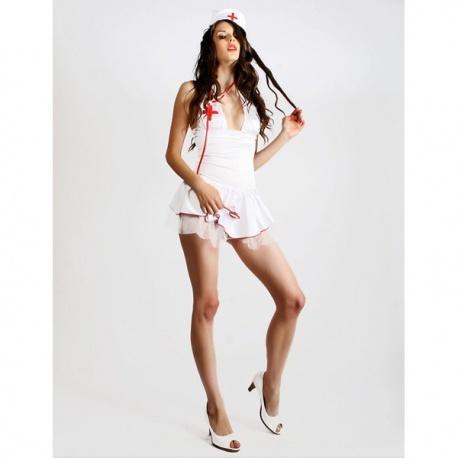 Sexy zdravotní sestřička kostým