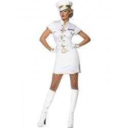 Kostým sexy kapitánka