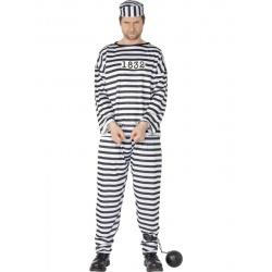 Vězeňský kostým