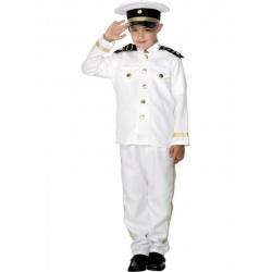 Karnevalový kostým kapitána