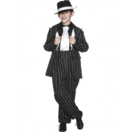 Dětský kostým mafiána